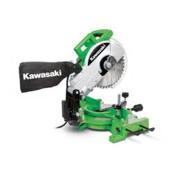 And accurate miter and angle cuts with this quality kawasaki miter saw