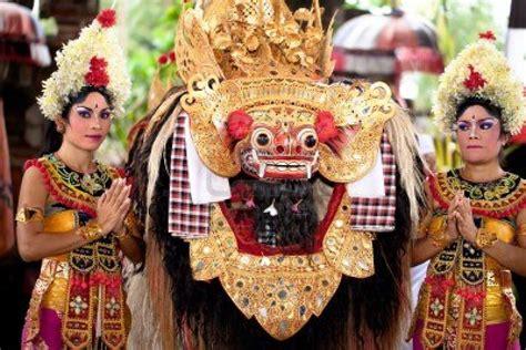 Barong Indonesia balispa net barong keris