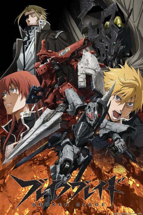 broken blade crunchyroll broken blade tv edition episodes