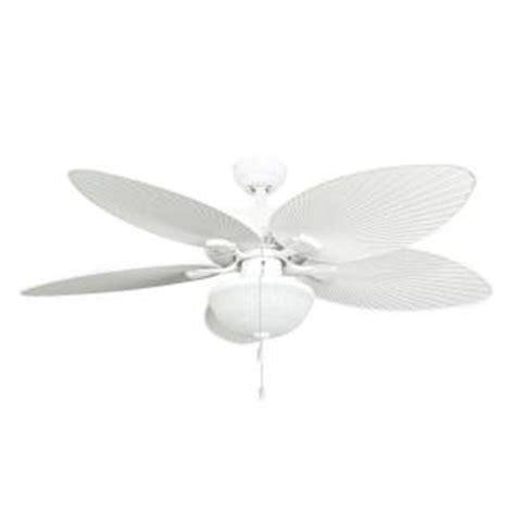 Outdoor Ceiling Fan Heater Combo by Fans Tortola 52 In White Outdoor Ceiling Fan 10062
