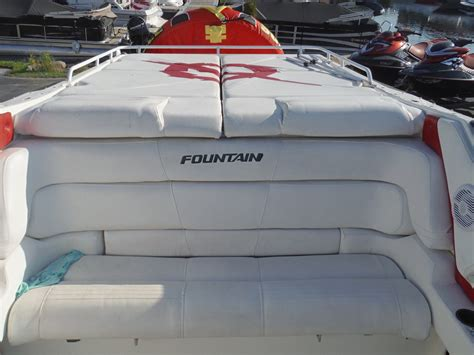 fountain boats for sale quebec fountain lightning 1998 for sale for 65 000 boats from