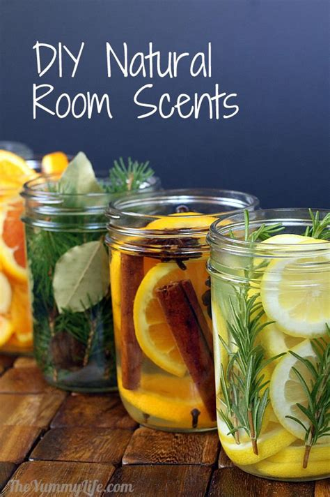 how to make a room smell diy room scents