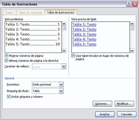 insertar imagenes tabla html capacitaci 211 n de inform 193 tica tablas de contenidos de