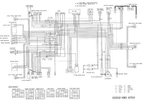 honda nighthawk 250 wiring diagram wiring diagram with