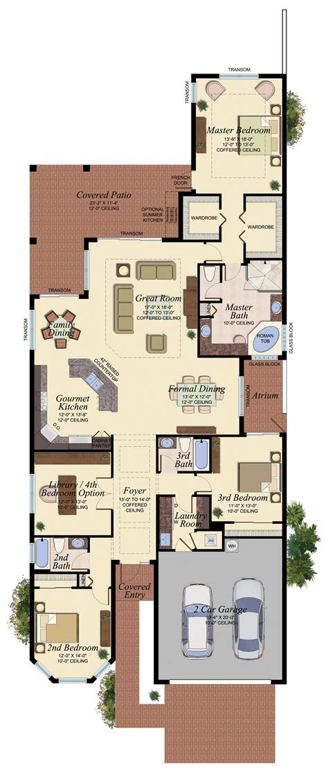 gl homes floor plans the bridges in boca raton by gl homes
