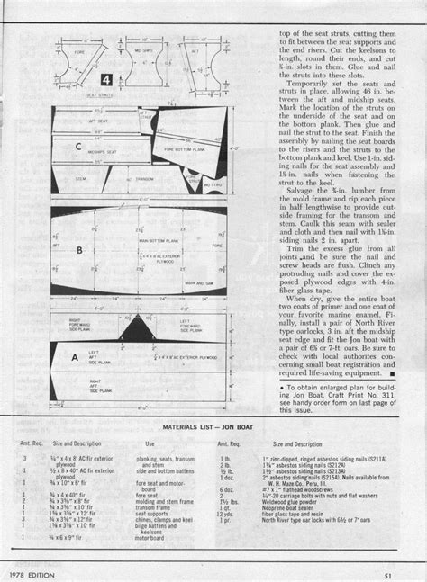 jon boat floor plans guide free wooden dory boat plans tkp