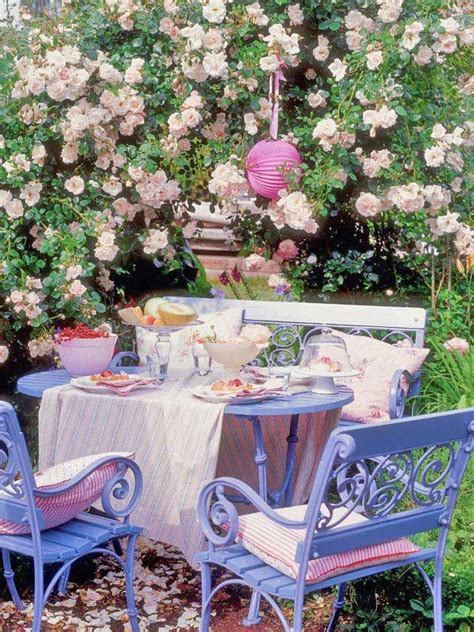 garden cottage furniture cottage garden dining for a cosy corner covered area of