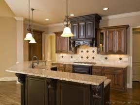 Kitchen Cabinets Ideas by Pictures Of Kitchens Traditional Two Tone Kitchen