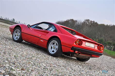Ferrari Gto 308 by Owner Shows His Ferrari 308 Gtb