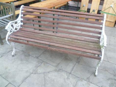 antique iron garden bench antique victorian cast iron garden bench seat 245392 sellingantiques co uk