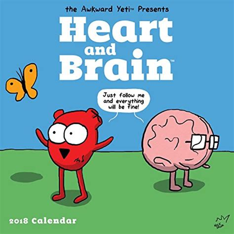 1449492126 heart and brain calendar 10 funny calendar 2018 oh how unique
