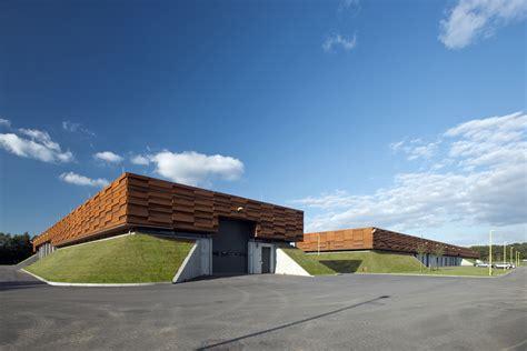 Kompresor Gas gas kompressor station egtved c f m 248 ller architects