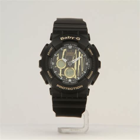 Casio Baby G Ba 120 Sp 1 damenuhr casio ba 120sp 1a brasty de