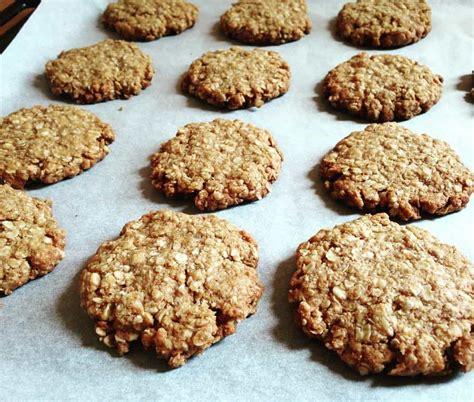 membuat kue oatmeal cara membuat biskuit oat