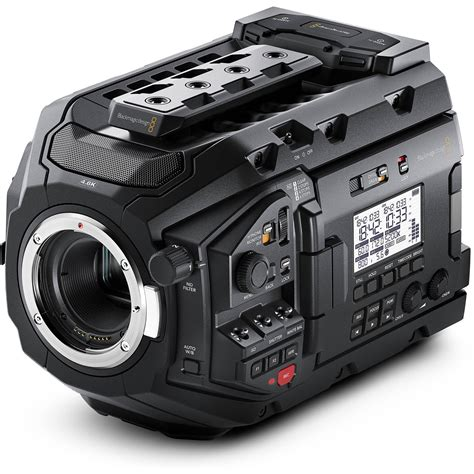 blackmagic design cinema blackmagic design ursa mini pro 4 6k digital cineursamupro46k