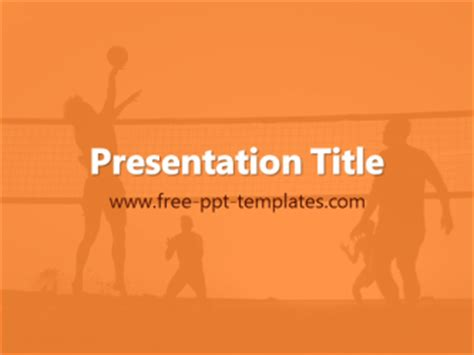 powerpoint themes volleyball gallery for gt volleyball background powerpoint