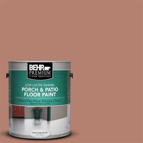 behr premium 1 gal s180 5 auburn glaze low lustre porch