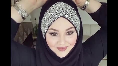 turkish hijab style tutorial  part  youtube