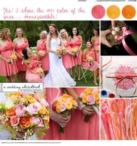 coral wedding colors gorgeous coral wedding inspiration inspirations events