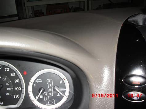 Toyota Dashboard Recall 2004 Toyota Dashboard Cracking 22 Complaints