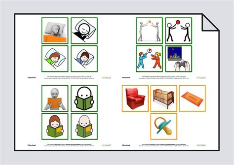 imagenes de secuencias temporales para imprimir l 225 minas fotos y pictogramas dormir leer y jugar
