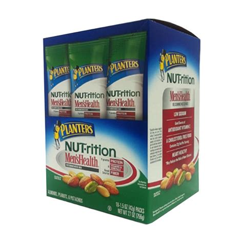 Planters Nutrition by Nuts Seeds Snacks Convenience Store Wholesalers