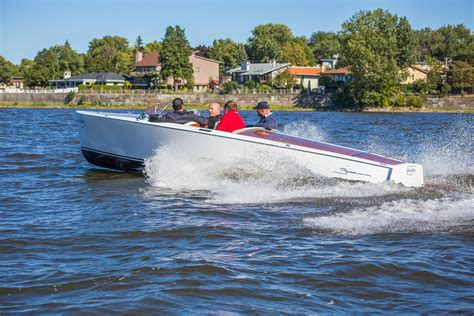 canadian electric boat company 2016 canadian electric boat company bruce 22e power boat