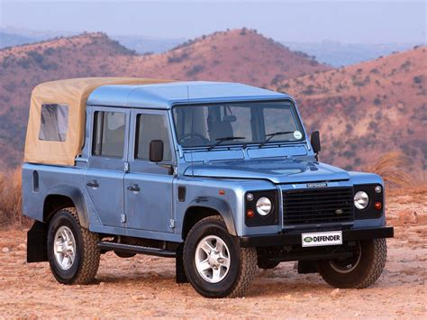 land rover 110 land rover defender 110 picture 82106 land rover photo