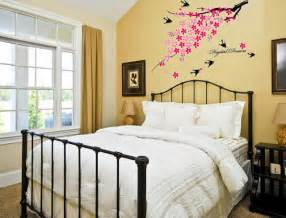 Wall Art Stickers Bedroom Creative Bedroom Wall Art Sticker Ideas