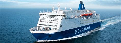 ferry boat amsterdam onboard newcastle to amsterdam ferries dfds