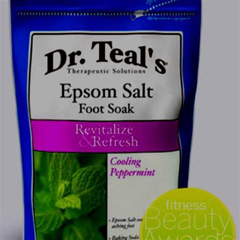 Epsom Salt And Clay Foot Detox by M 225 S De 25 Ideas Incre 237 Bles Sobre Epsom Salt Foot Soak En