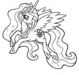 princess celestia coloring acura coloring pages coloring ponies