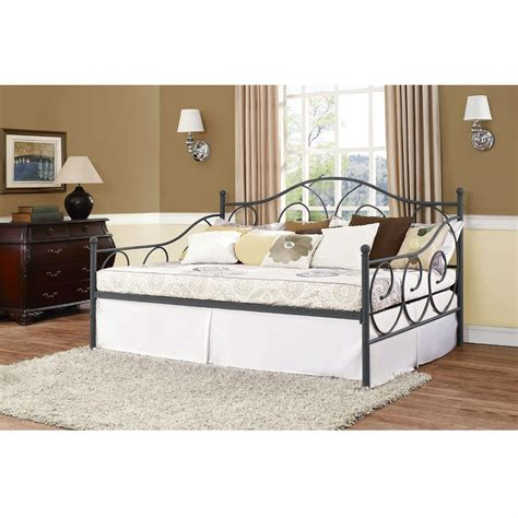 full day beds full size metal daybed frame contemporary design day bed
