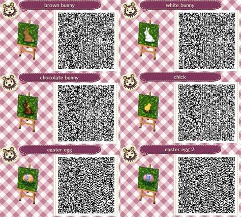 acnl spring colors animal crossing qr codes animal crossing new leaf