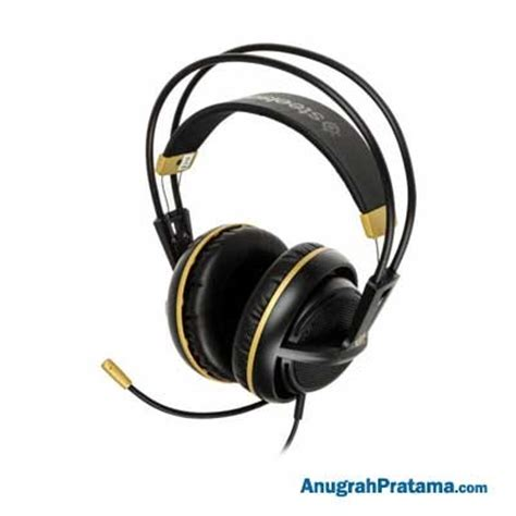 Headset Steelseries Terbaru jual steelseries siberia 200 gaming headset alchemy gold