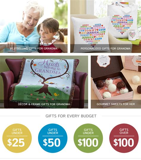 gifts for grandmas gifts for personalized gifts gifts