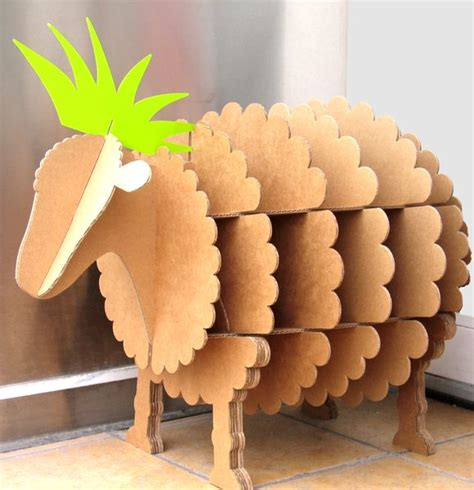 cardboard sheep template free stock photos rgbstock free stock images