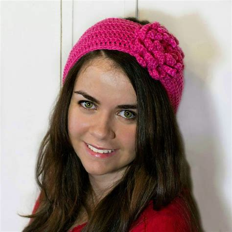 winter headbands pattern free winter headband crochet pattern crochet things i