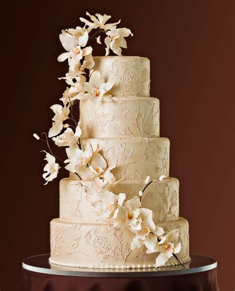 Beautiful Wedding Cakes most beautiful wedding cakes mywedding