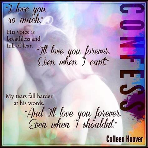 Colleen Hoover Confess 31 best images about confess by colleen hoover on feelings cas and