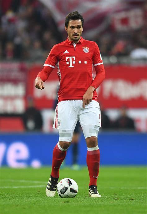 Mats Hummels by Mats Hummels Photos Photos Bayern Muenchen V Borussia