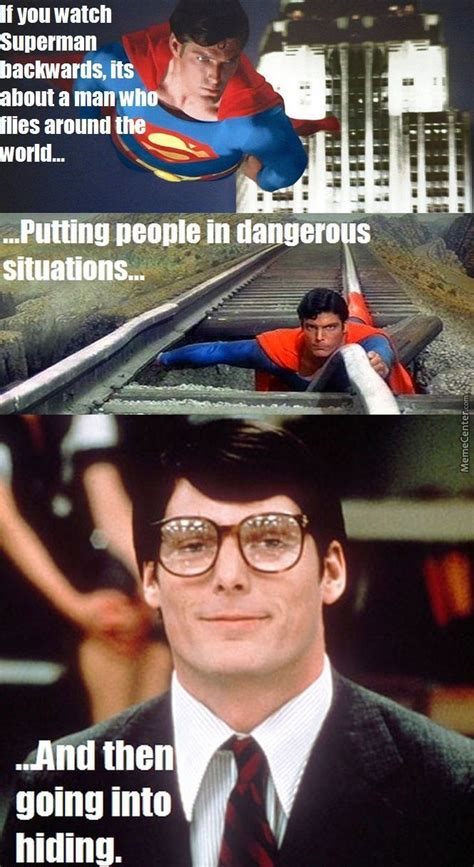 Super Man Meme - share your favorite superman memes here