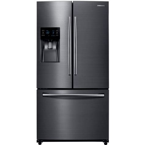 samsung 25 cu ft door samsung 25 cu ft 3 door door black stainless steel