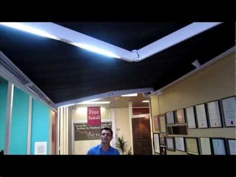 Sunsaver Awnings by Retractable Awning Folding Arm Doovi