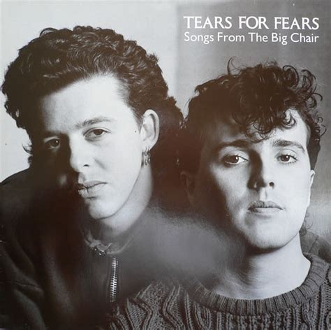 the big chair tears for fears tears for fears songs from the big chair vinyl lp