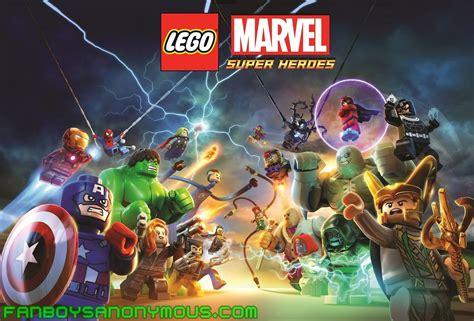 lego marvel super heroes marvel heroes games marvel com lego marvel superheroes review fanboys anonymous