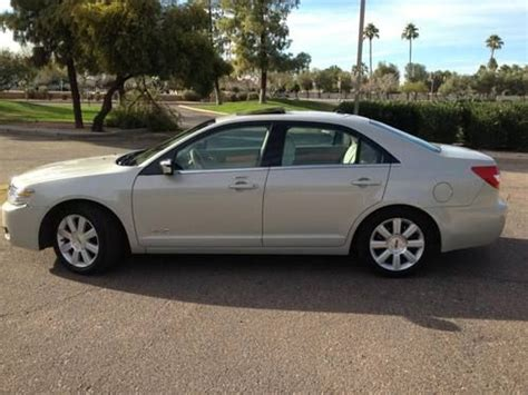 lincoln mkz 2008 for sale sell used 2008 lincoln mkz excellent condition in
