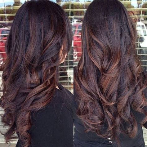 low lights on black shoulder length hair best 25 medium dark hair ideas on pinterest dark brown