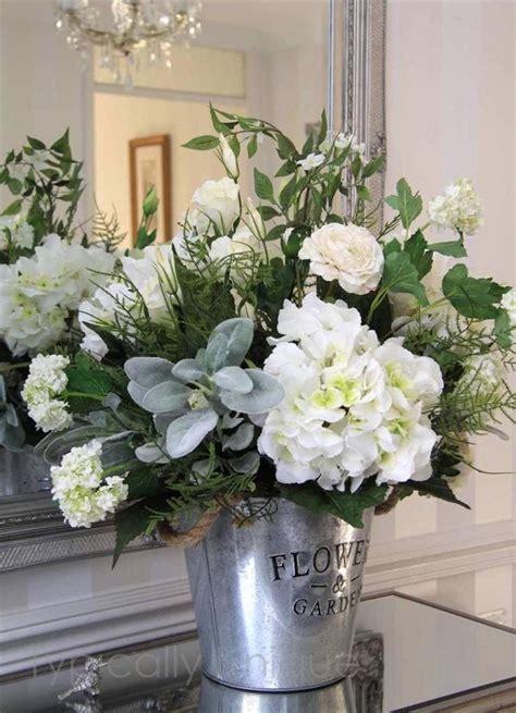 Large Wedding Flowers by 25 Best Ideas About Silk Flower Arrangements On