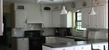 White Kitchen Cabinets With White Countertops by Gallery For Gt White Kitchen Cabinets With Dark Gray